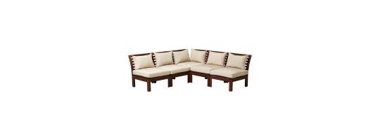 Dārza dīvāni