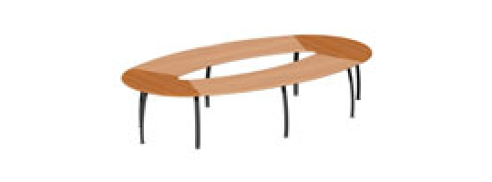 Konferenču galdi