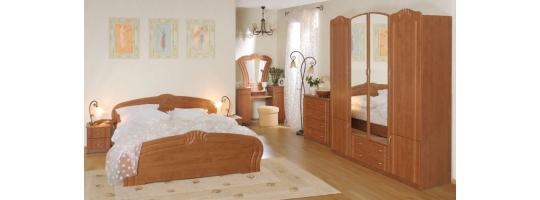 Guļamistabas iekārtas