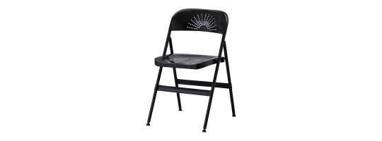 Saliekamie un apmeklētāju krēsli