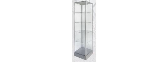 Stikla vitrīnas