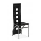 Metāla krēsli