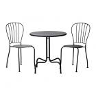 Galds un 2 krēsli IKEA Lacko