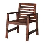 Vienvietīgais dārza krēsls Applaro
