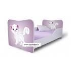 Bērnu gulta Kaķītis