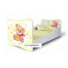 Bērnu gulta Lācītis
