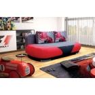 Dīvāns GT sarkans