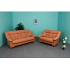 Ādas dīvāns Spencer 3+2