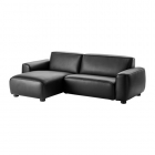 Ādas dīvāns IKEA DAGARN