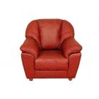 Ādas atpūtas krēsls Romantika 1