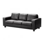 Ādas dīvāns IKEA SKOGABY