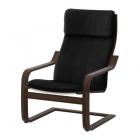 Atpūtas krēsls IKEA Poang fotel2