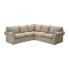 Stūra dīvāns IKEA Ektorp 2