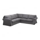 Stūra dīvāns IKEA Ektorp 3