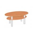 Kafijas galdiņš Owal Lux