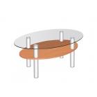 Kafijas galdiņš Owal Lux S