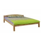 Bērza masīvkoka gulta JST 160 x 200