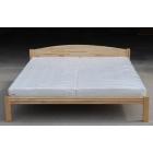 Bērza masīvkoka gulta JST 140 x 200