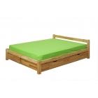 Bērza masīvkoka gulta ST 160 x 200
