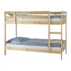Divstāvu gulta IKEA Mydal