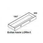 Veļas kaste LORA-5