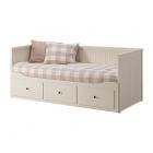 Dīvāns ar atvilktnēm IKEA HEMNES