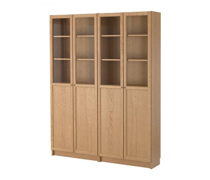 plaukts ikea billy oxberg. Black Bedroom Furniture Sets. Home Design Ideas