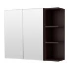 Plaukts ar spoguli 2 IKEA LILLANGEN