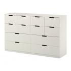 Kumode IKEA NORDLI 3