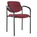 Apmeklētāju krēsls Styl must arm