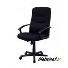 Biroja krēsls Sakramento Black