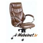 Vadītāju krēsls Caramel Chocolate