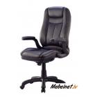 Vadītāju krēsls Lodi Black