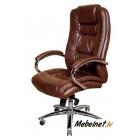Vadītāju krēsls Monterey Premium Chocolate