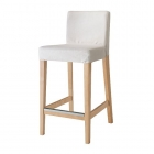 Bāra krēsls IKEA Henriksdal auduma