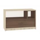 Geometric 09 TV galdiņš - goba/akācija.