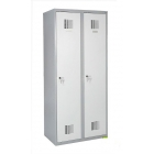 Metāla 2-durvju garderobes skapis SUM 320 W