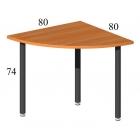 Biroja galds 2806 P