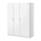 IKEA 3-durvju skapis Dombas