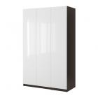 IKEA 3-durvju skapis Pax Fardal