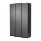 IKEA 3-durvju skapis Pax Fevik