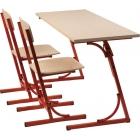 2-vietīgs skolas galds POP