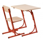 1-vietīgs skolas galds POP
