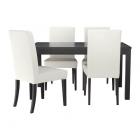 Galds un 4 krēsli IKEA Bjursta/Henriksdal