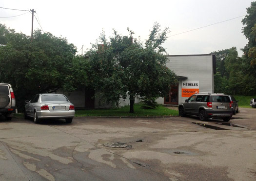 Bauskas iela 2. Mebelnet.lv